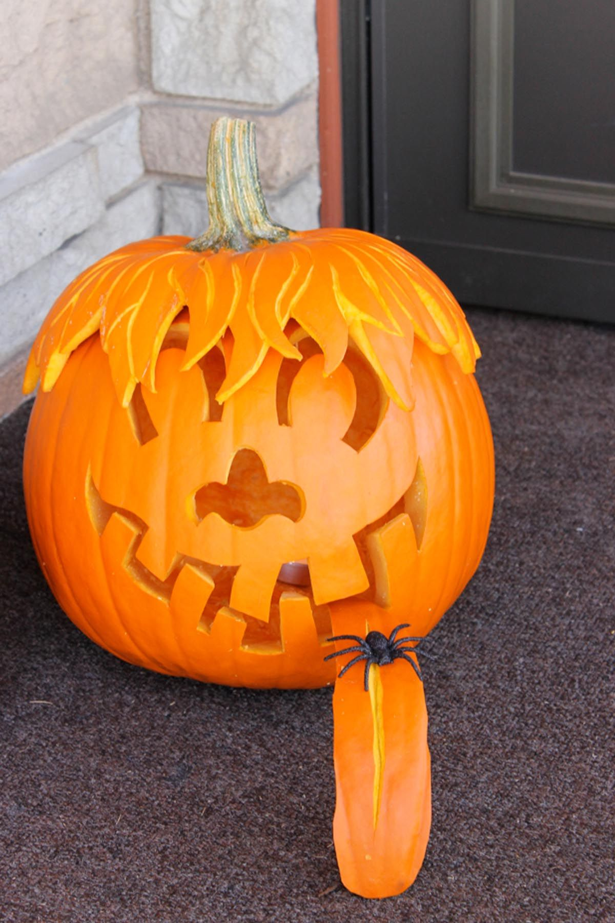 65+ Best Pumpkin Carving Ideas Halloween 2017 - Creative Jack o ...