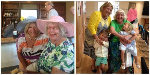 caregiver for parent with dementia