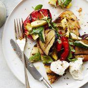 hearty salad recipes -Ratatouille Salad