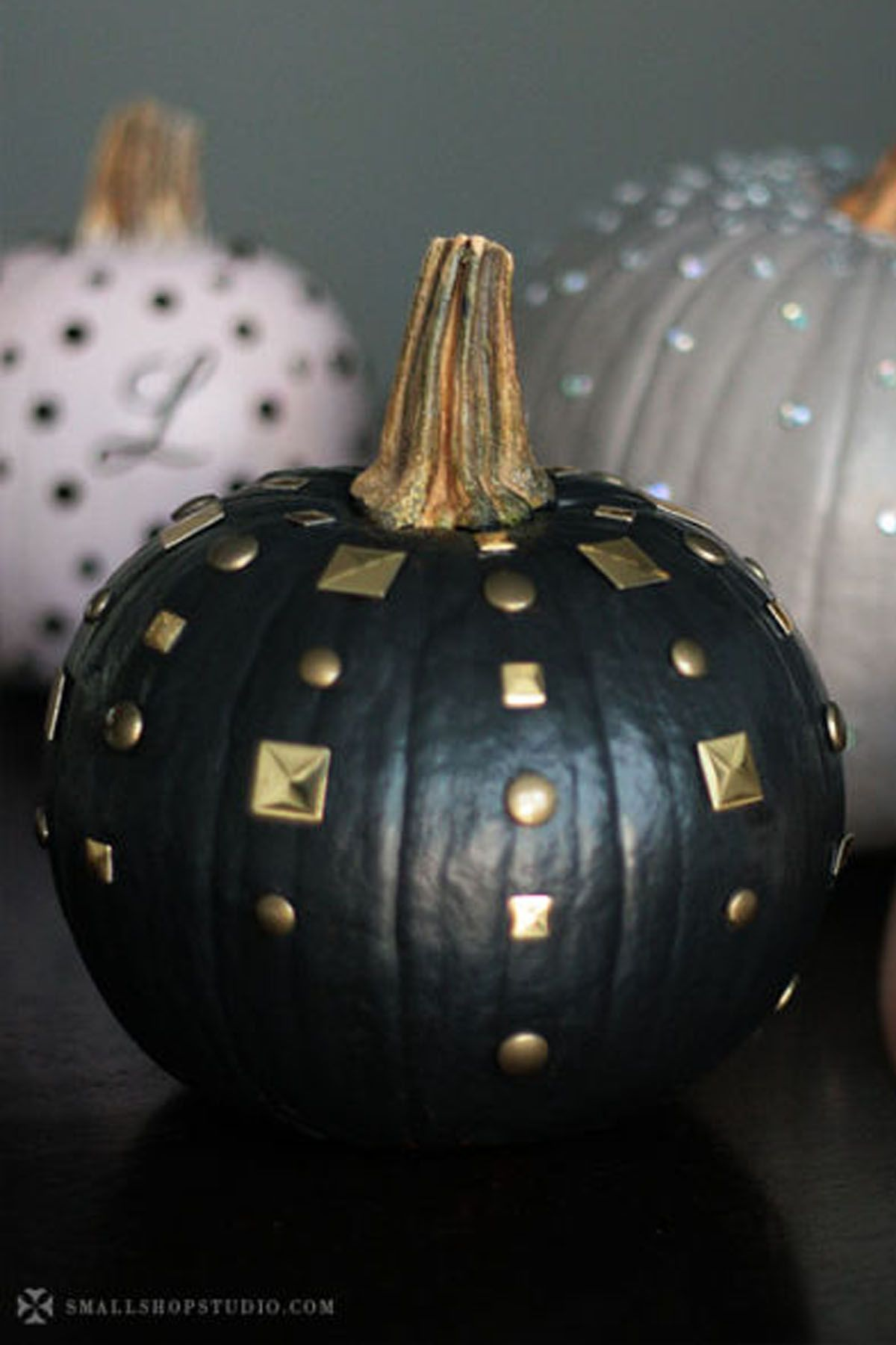 35 Halloween Pumpkin Painting Ideas - No Carve Pumpkin Decorating