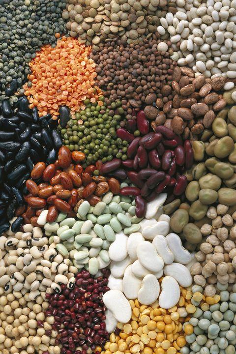 Natural foods, Food, Legume, Plant, Superfood, Lentil, Fruit, Vegetable, Produce, Ingredient,