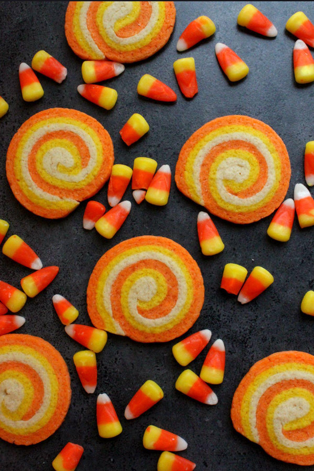 40 Easy Halloween Cookie Recipes Cute Ideas For Halloween Cookies