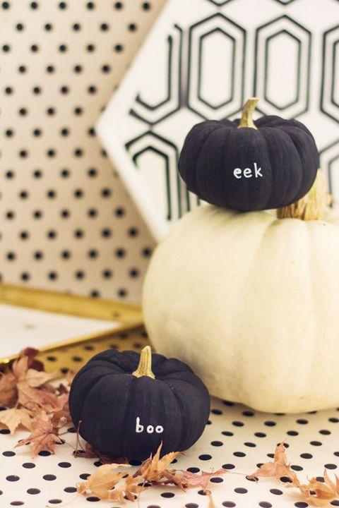 Pumpkin Paint Ideas