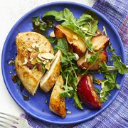 This 15 minute dinner makes the most of summer produce.