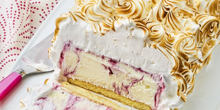 Best Baked Alaska Recipe How To Make Baked Alaska