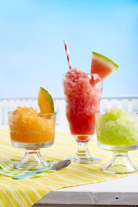 24020da7626 Best Summer Melon Slushies Recipe - How to Make Summer Melon Slushies
