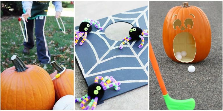 15 Fun Halloween Party Games for Kids - Best DIY Halloween Party ...