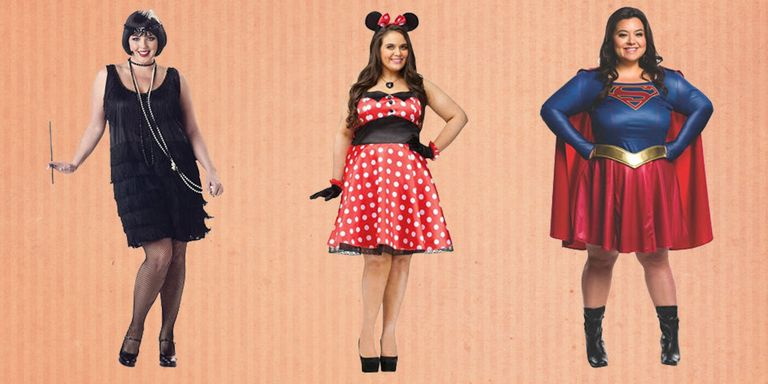 10 Cheap Plus Size Womens Halloween Costume Ideas - Cute Costumes ...