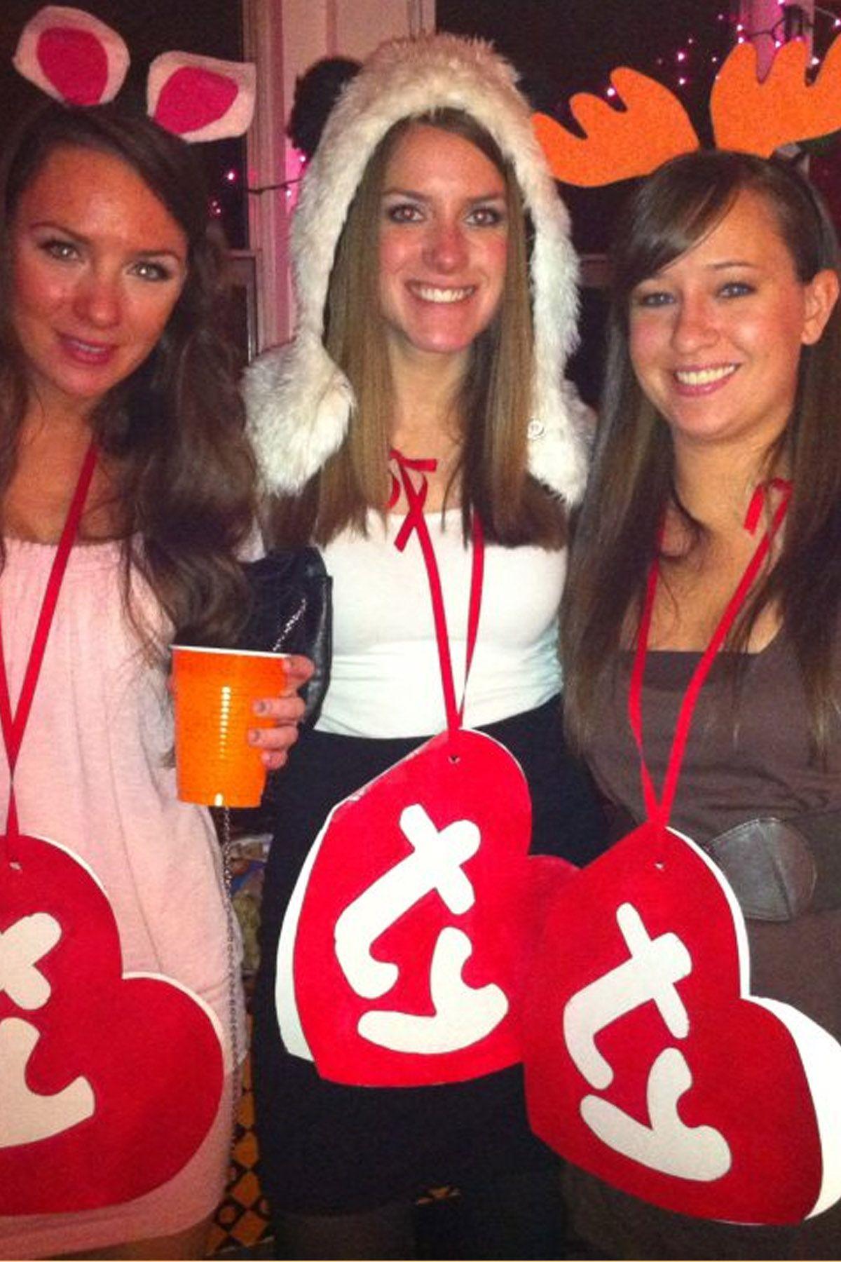 6a7efc894ef 25 Cute Group Halloween Costume Ideas - Easy DIY Friend Halloween Costumes