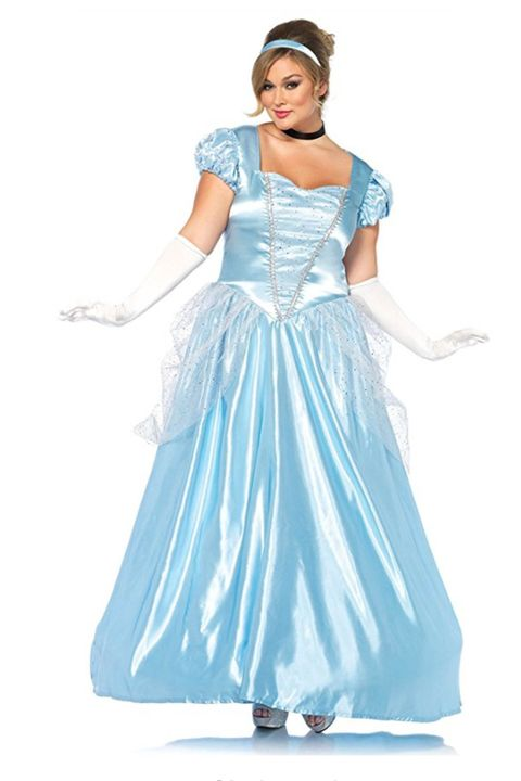 a58d2b98a8ca3 26 Cheap Plus Size Womens Halloween Costume Ideas - Cute Costumes ...