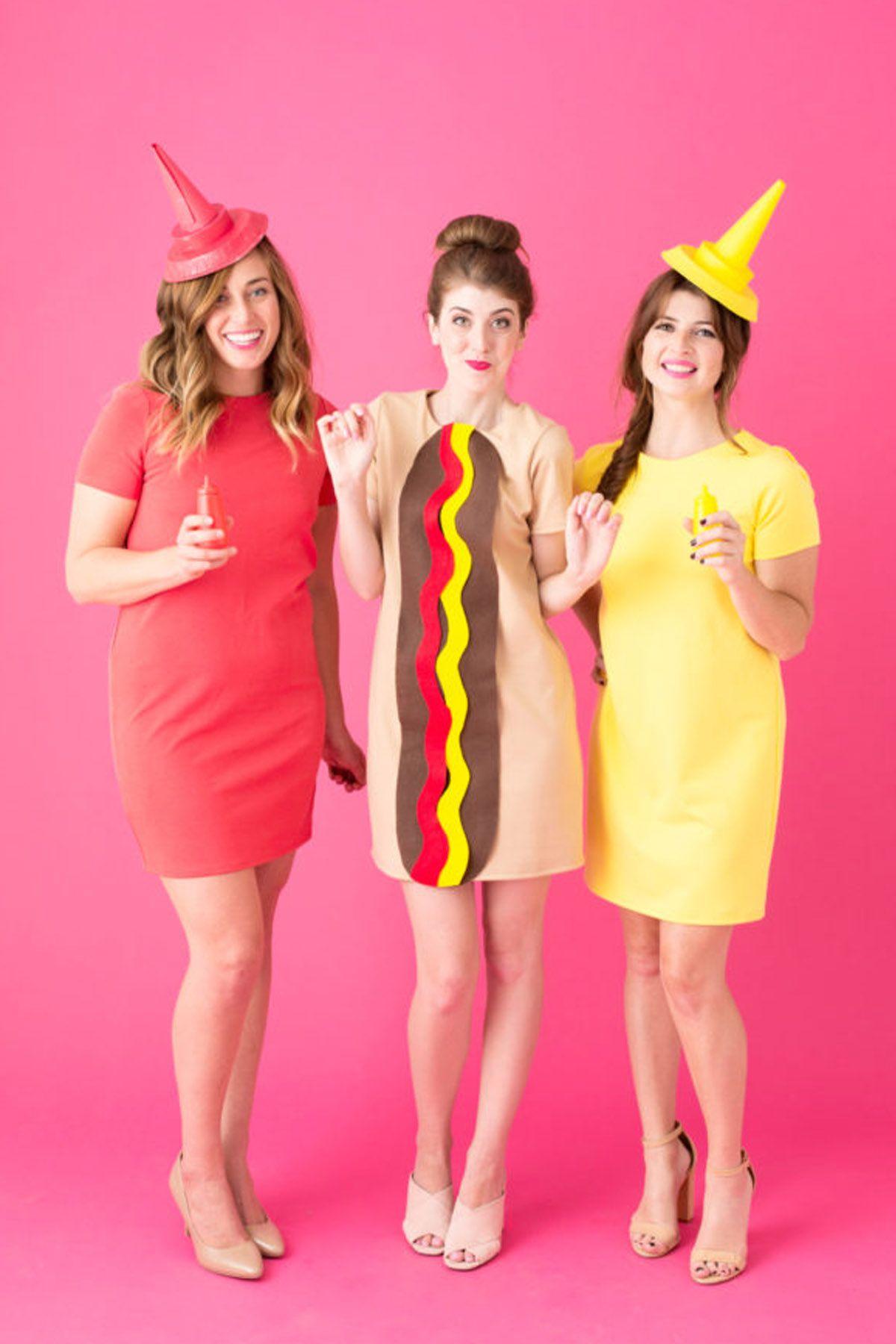 25 cute group halloween costume ideas - easy diy friend halloween