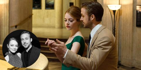 """<p><strong data-redactor-tag=""""strong"""">Star Pairings:<i data-redactor-tag=""""i""""> </i></strong><i data-redactor-tag=""""i"""">Crazy, Stupid, Love; Gangster Squad; La La Land</i> </p><p><strong data-redactor-tag=""""strong"""">Why They're a Great Duo: </strong>In the otherwise middling <i data-redactor-tag=""""i"""">Crazy, Stupid, Love</i> the duo electrified every scene. Sorry, Josh Groban, it was always going to be Gosling. And who could forget this crazy-hot <i data-redactor-tag=""""i""""><u data-redactor-tag=""""u"""" data-verified=""""redactor""""><a href=""""https://www.youtube.com/watch?v=YRcKrkhOYUo"""" data-tracking-id=""""recirc-text-link"""">Dirty Dancing</a></u></i> scene?  More forgettable was the pair's turn in <i data-redactor-tag=""""i"""">Gangster Squad<span class=""""redactor-invisible-space"""">,</span></i>&nbsp;where Stone, nevertheless, rocked a <u data-redactor-tag=""""u"""" data-verified=""""redactor""""><a href=""""https://cbsjackontheweb.files.wordpress.com/2013/01/gsd-07641.jpg"""" data-tracking-id=""""recirc-text-link"""">knockout red dress</a></u>. And finally we get to <i data-redactor-tag=""""i"""">La La Land</i>, Damien Chazelle's swoonfest musical that's almost certain to nab at least Stone an Oscar (<a href=""""http://www.elle.com/culture/movies-tv/a41960/golden-globes-2017-full-winners-list/"""" data-tracking-id=""""recirc-text-link""""><u data-redactor-tag=""""u"""" data-verified=""""redactor"""">both leads&nbsp;won Golden Globes</u></a>) and make all your dates seem a little less celestial—and thus worse.  <span class=""""redactor-invisible-space"""" data-verified=""""redactor"""" data-redactor-tag=""""span"""" data-redactor-class=""""redactor-invisible-space""""><br></span> </p>"""