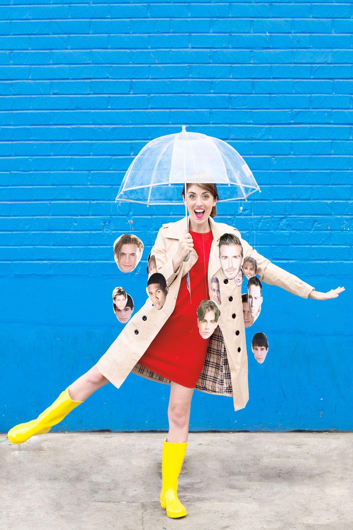 Its Raining Men Halloween Costume For Adults