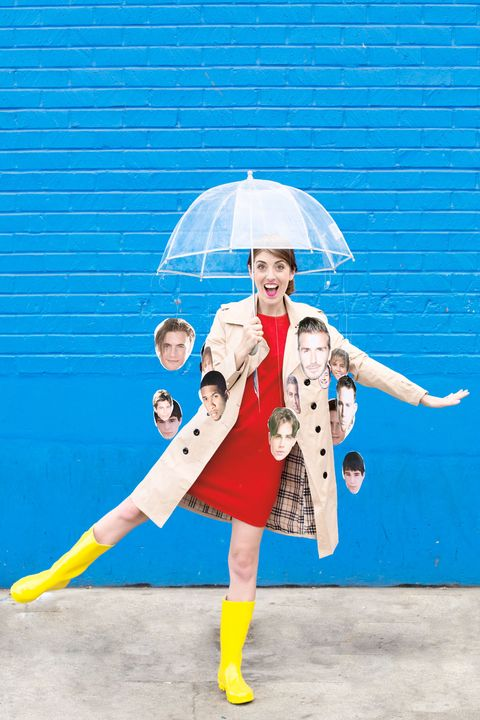 its raining men halloween costume for adults courtesy of studio diy