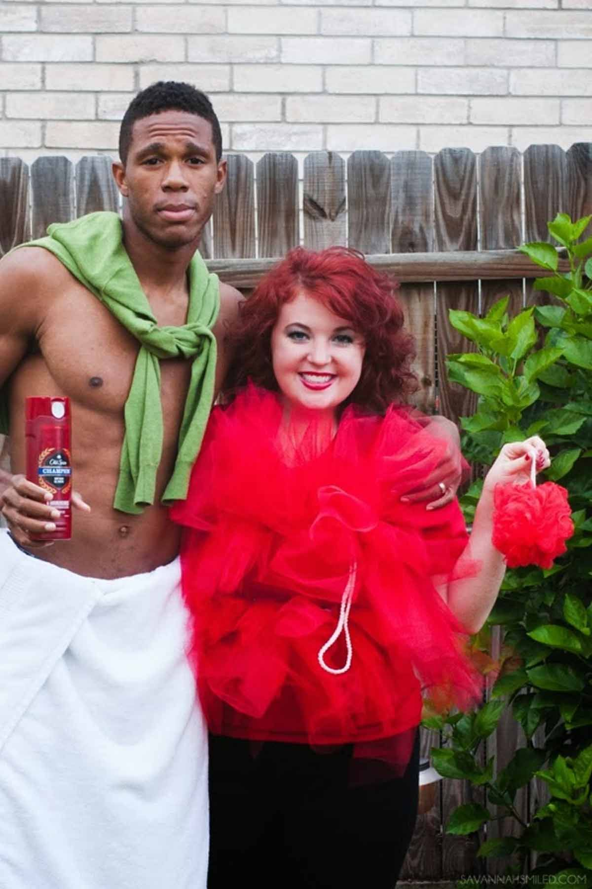 50 cute couples halloween costumes 2017 best ideas for duo costumes solutioingenieria Image collections
