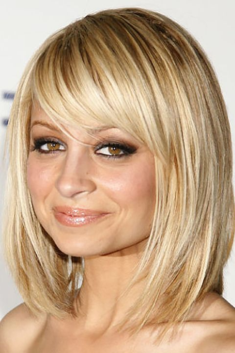 short hair bob styles 35 haircuts for 2019 easy 1945 | 1501186581 54eba290c307f 3 nicole richie xl 23550112.jpg?crop=0