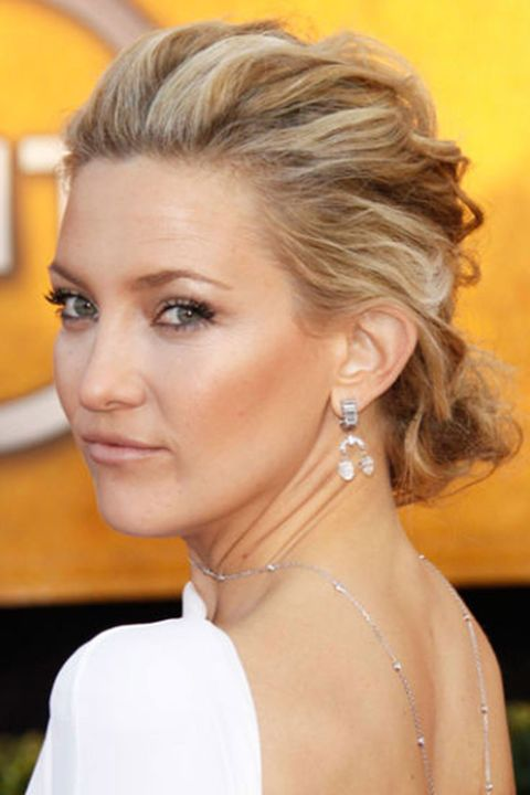 39 Easy Updo Hairstyles Elegant Updos Inspired By Celebrities