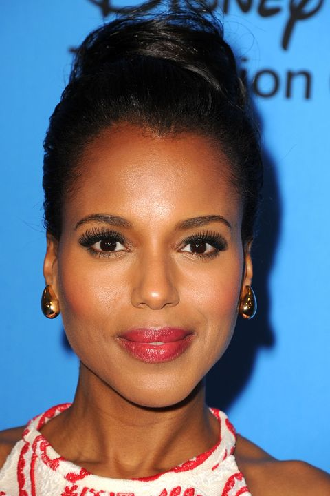 Updos - Kerry Washington