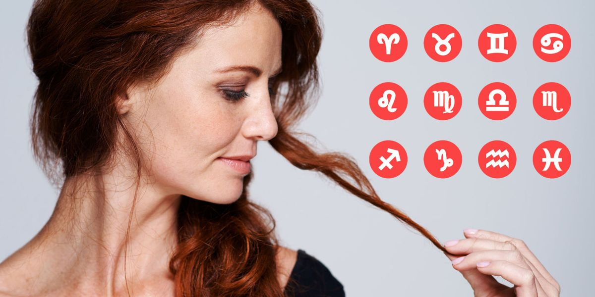 The Best Haircut For Your Zodiac Sign What Your Zodiac Sign Says About Your Hair