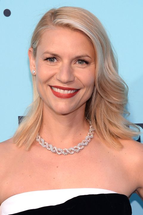 Claire Danes Medium Length Celebrity Hairstyles
