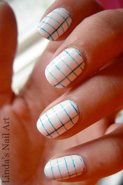 back to school nails - 10 Cute Back-to-School Nails - Best Nail Art Design Ideas For School