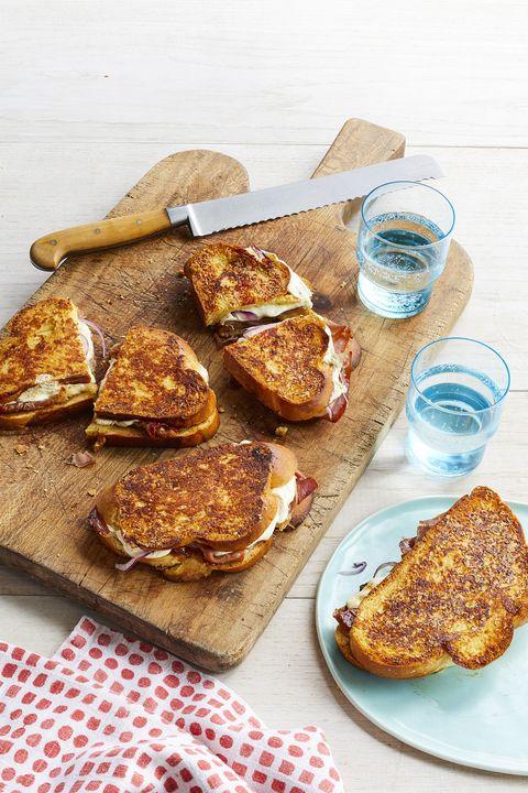 Family Dinner Ideas - Monte Cristo Sandwiches