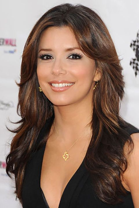 lady long hair style 35 easy hairstyles for best haircuts for 3149 | gallery 1501554046 54eba41024d16 25 eva longoria xl 44746599