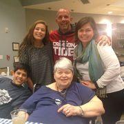 Elizabeth Miller and Family