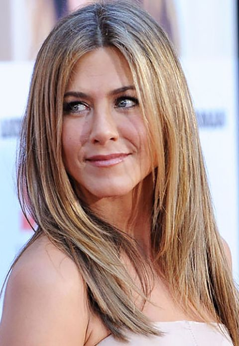 pretty easy hair styles 35 easy hairstyles for best haircuts for 2963 | gallery 1501554084 54eba4104c9e1 26 jennifer aniston long xl