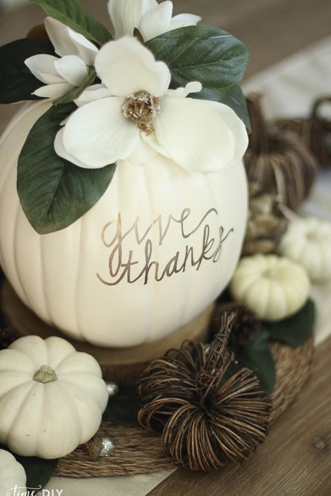 25 Easy Thanksgiving Decorations Home Decor Ideas For