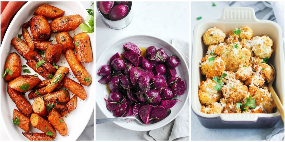 16 Thanksgiving Vegetable Side Dish Recipes Holiday Side