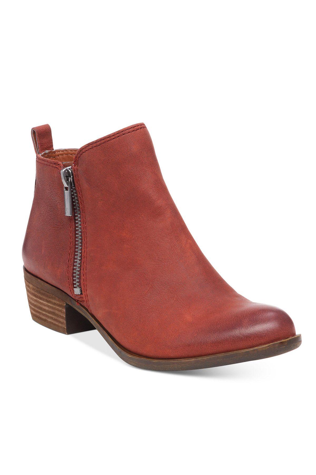 Fall Boots - Lucky Brand Women's Basel Boot