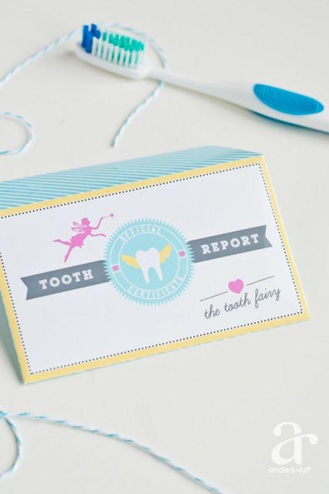tooth fairy ideas