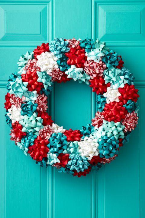 christmas wreaths bow wreath