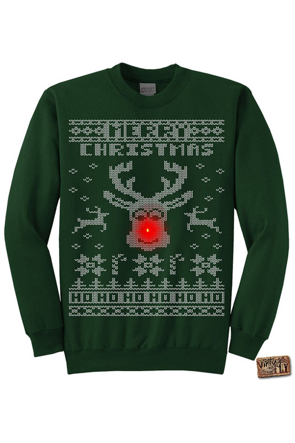 22 ugly christmas sweater ideas to buy and diy tacky christmas sweaters for women - Homemade Tacky Christmas Sweaters