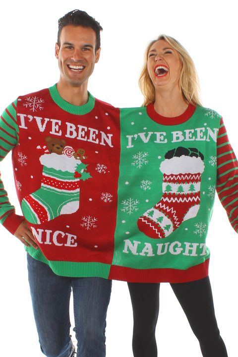 ugly christmas sweaters matchy matchy - Best Place To Buy Ugly Christmas Sweaters