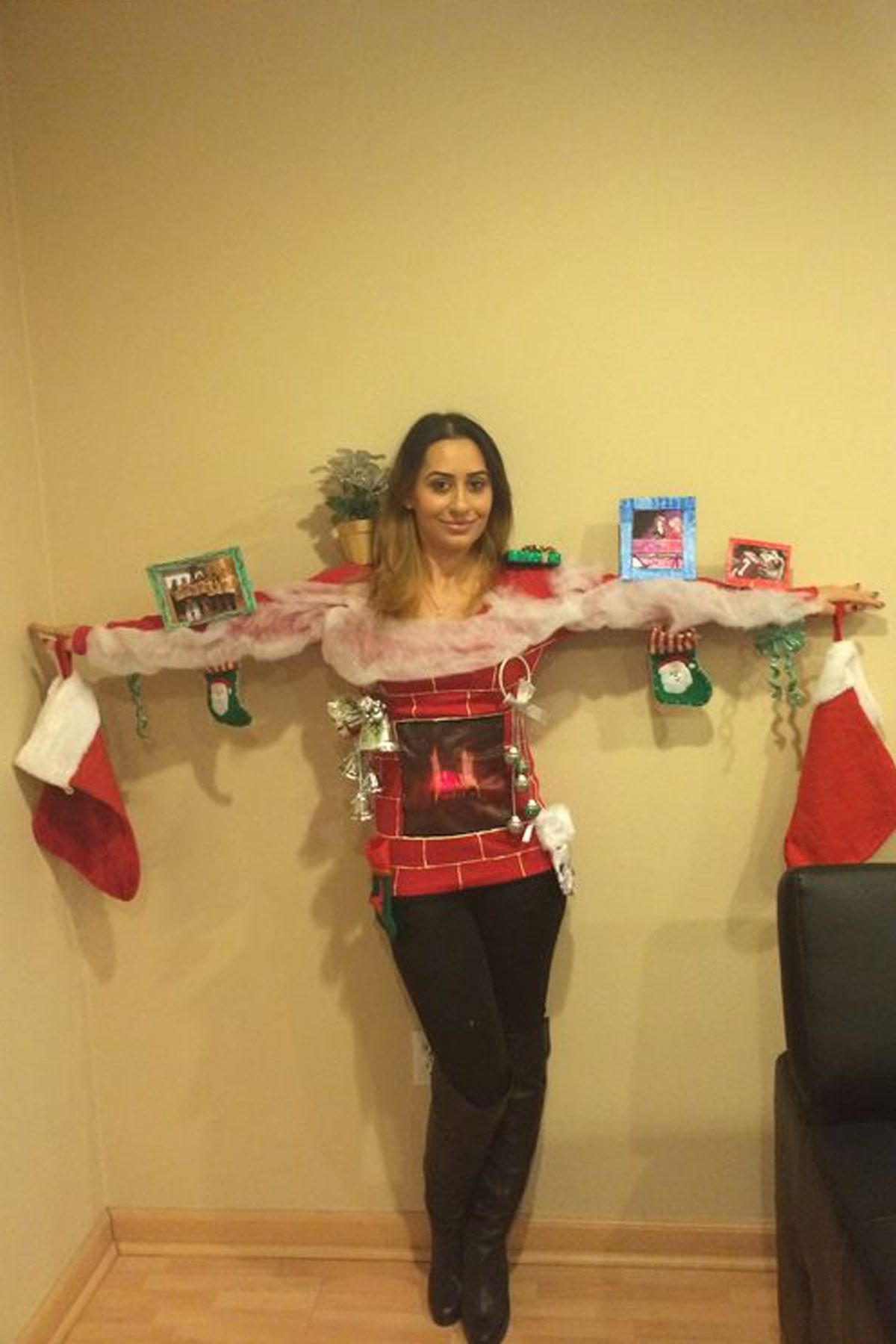 23 ugly christmas sweater ideas to buy and diy tacky christmas 23 ugly christmas sweater ideas to buy and diy tacky christmas sweaters for women solutioingenieria Image collections