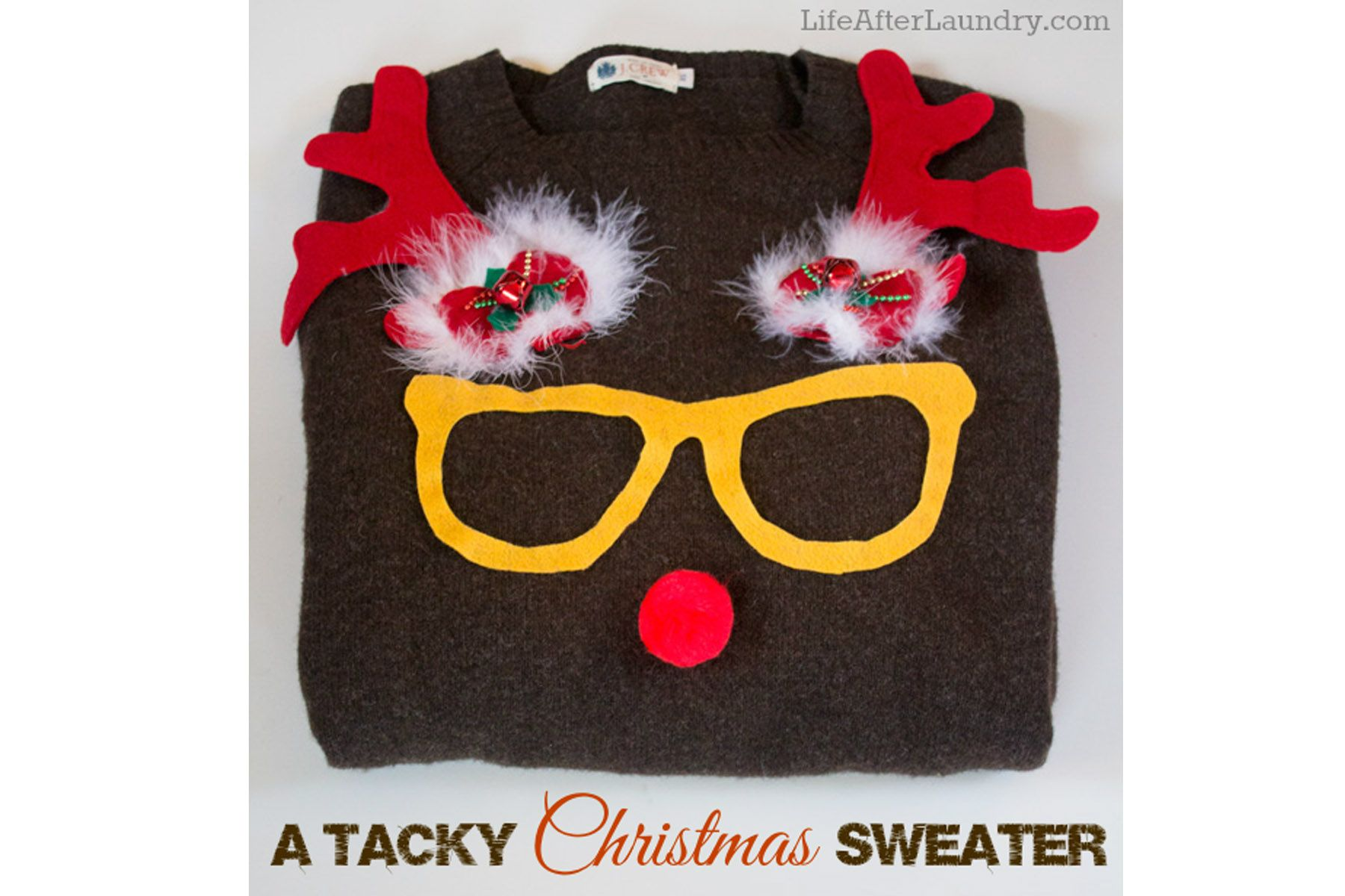 23 ugly christmas sweater ideas to buy and diy tacky christmas 23 ugly christmas sweater ideas to buy and diy tacky christmas sweaters for women solutioingenieria Gallery