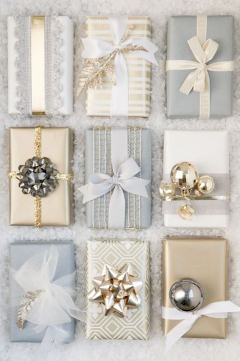 gift wrapping ideas Rags to Riches