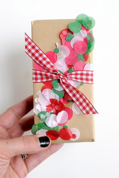 38 Christmas Gift Wrapping Ideas - Creative DIY Holiday Gift Wrap