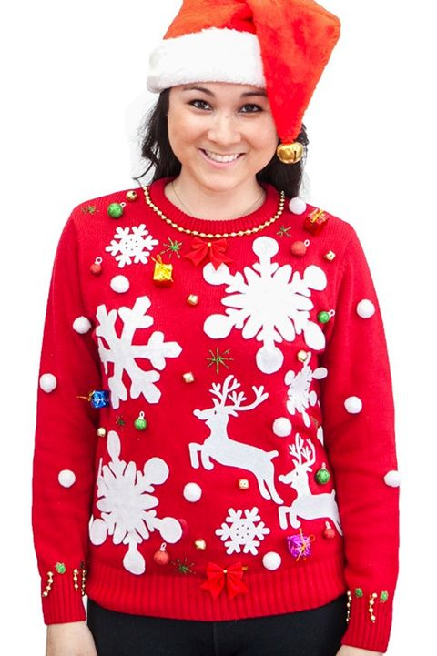 e6605a47db6 22 Ugly Christmas Sweater Ideas to Buy and DIY - Tacky Christmas ...