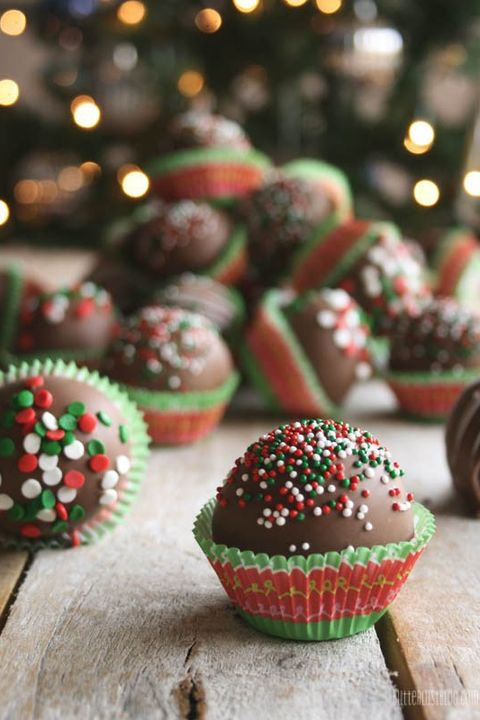 Christmas Cake Pops.22 Christmas Cake Pops No One Will Be Able To Turn Down
