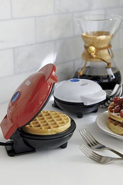 Dash Red Mini Waffle Maker Gifts Under 20