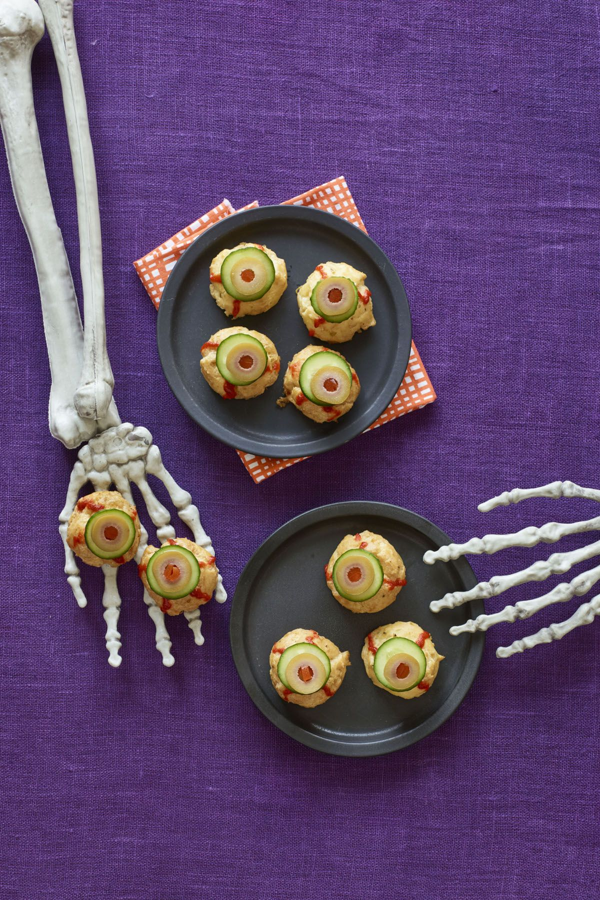 45 scary-good halloween dinner ideas - best recipes for halloween dishes