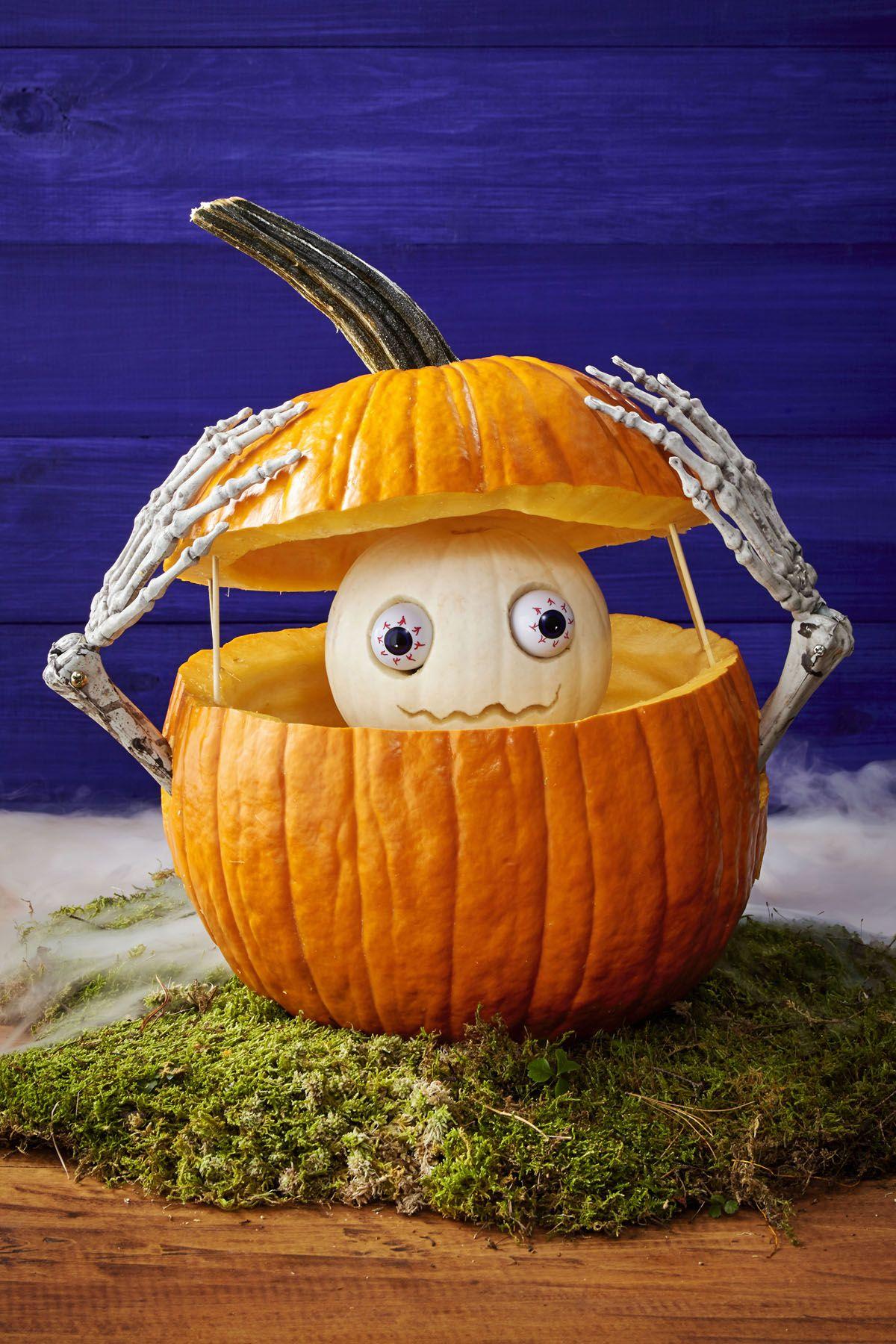 Best pumpkin carving ideas halloween creative jack o lantern