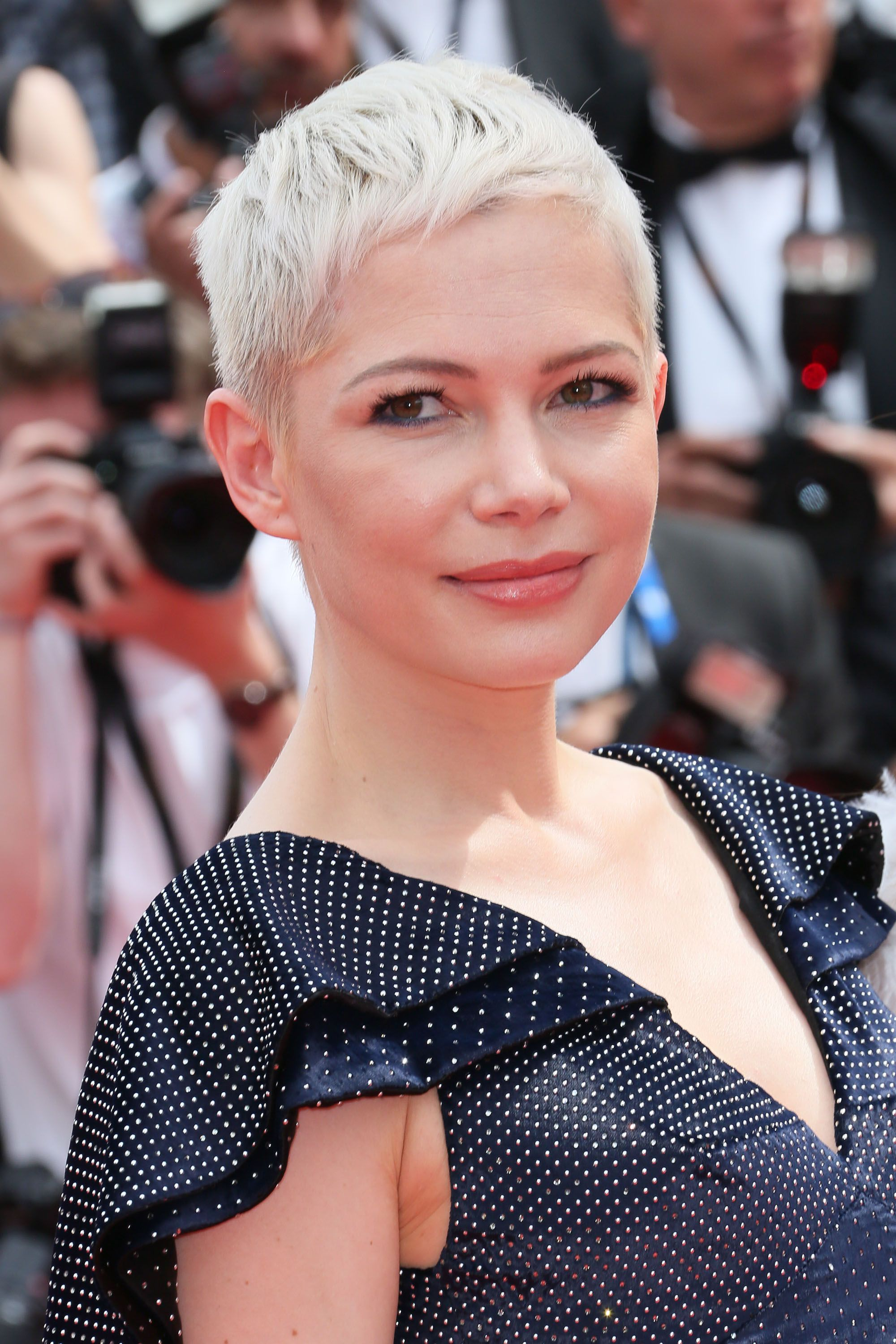 Pixie Haircuts For Round Faces 2019