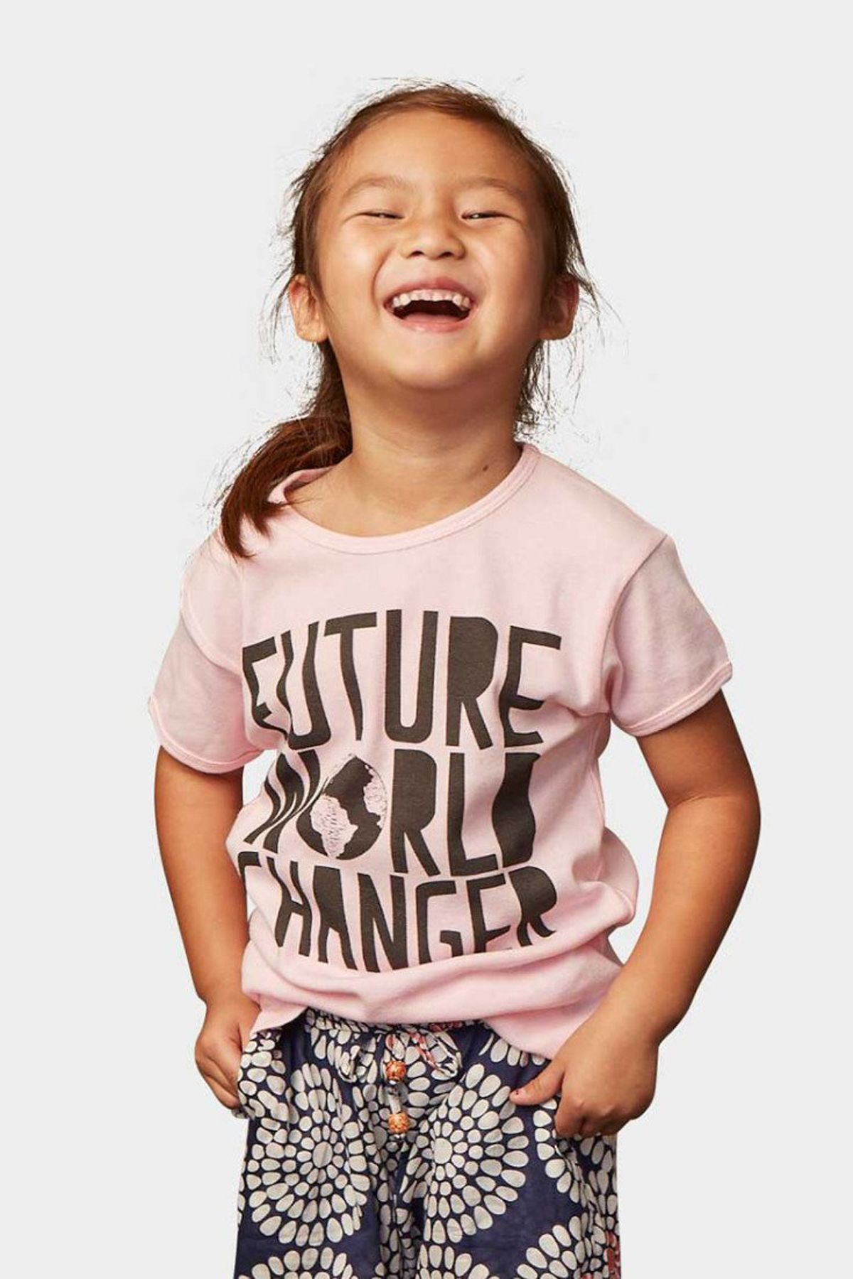 Sudara Girl's Future World Changer Tee Gifts That Give Back