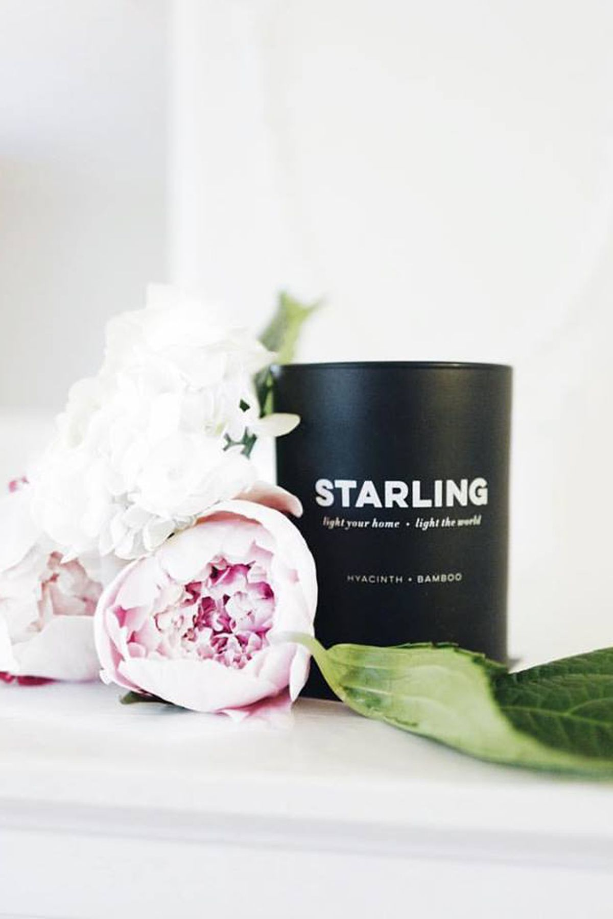 Gifts That Give Back Starling Candle