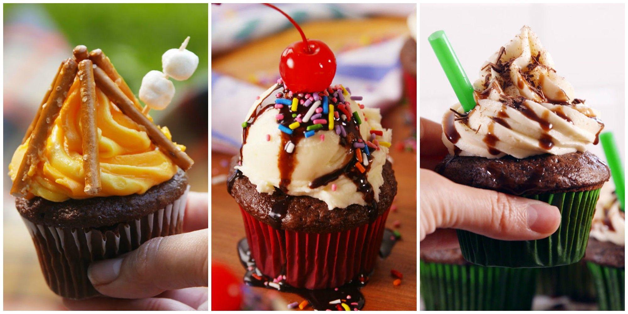 Mauidining: Cool Cupcake Designs Ideas