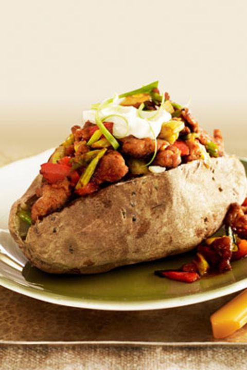 Dish, Food, Cuisine, Potato, Ingredient, Root vegetable, Solanum, Baked potato, Vegetable, Produce,
